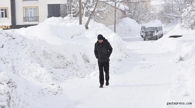 Kar tatili haberleri gelmeye başladı