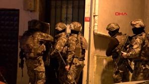 İstanbul'daki operasyon: Yakup Süt gözaltına alındı
