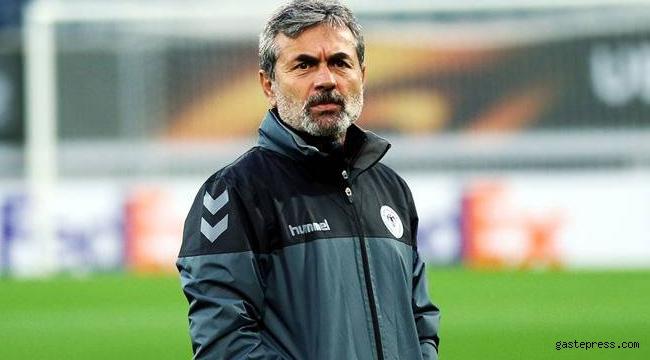 İttifak Holding Konyaspor, Aykut Kocaman ile yolların ayrıldığını açıkladı!