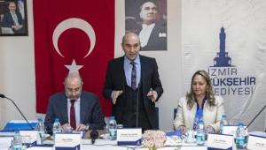 İzmir'de Tunç Soyer Urlalı muhtarlarla buluştu!