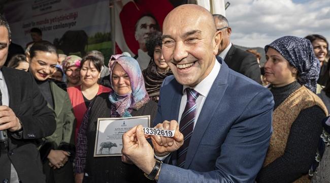 İzmir Mozerellası için ilk adım atıldı!