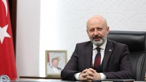 Kayseri Kocasinan Belediye Başkanı Çolakbayrakdar, Regaip Kandili dolayısıyla bir mesaj yayımladı!