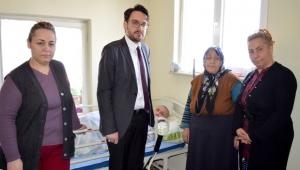 Kayseri Sağlık Müdürlüğü Yatalak Hastaların Yaşam Kalitesini Arttırmaya Devam Ediyor!