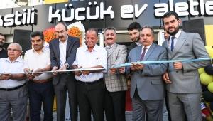 Kayseri Talas'ta 92 yeni işyeri açıldı