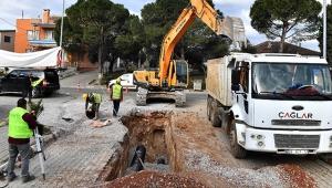 İzmir Kemalpaşa'da 73 milyon liralık altyapı yatırımı