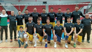 Konya'da hedef voleybolda 1. Lig!