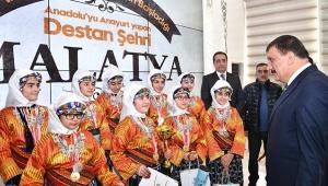 Malatya Büyükşehir Belediye Spor Kulübü Malatya Birincisi Oldu