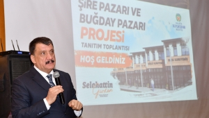 Malatya'da, Yeni Şire ve Buğday Pazarı Projesine ihracatçılardan tam not!