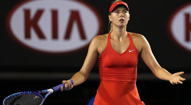 Maria Sharapova'dan sürpriz karar!