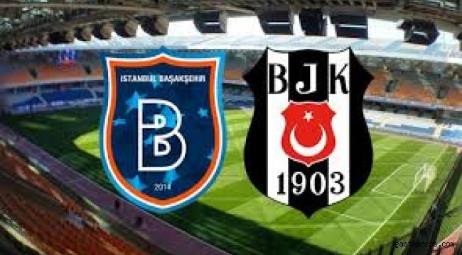 Medipol Başakşehir 1-0 Beşiktaş