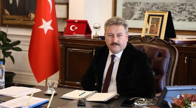 Meligazi Belediyesi'nden Hırka-i Şerif Cami Yapımına destek!