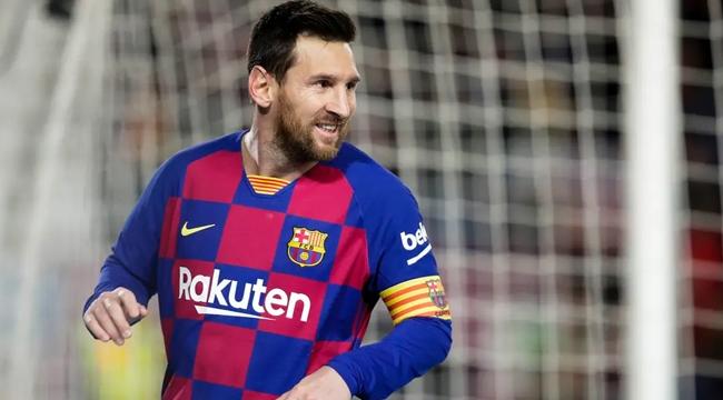 Messi, Barcelona'dan ayrılıyor mu?