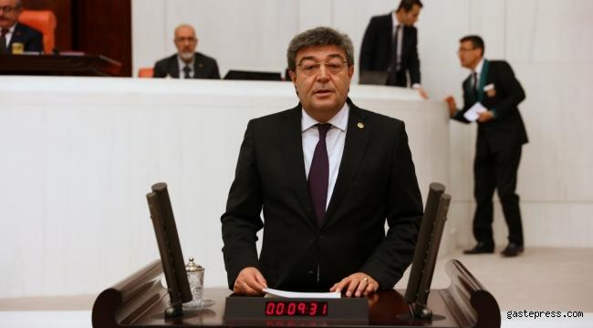 Milletvekili Dursun Ataş,Beş Ocağa ve Türk Milletinin Yüreğine Yine Ateş Düştü