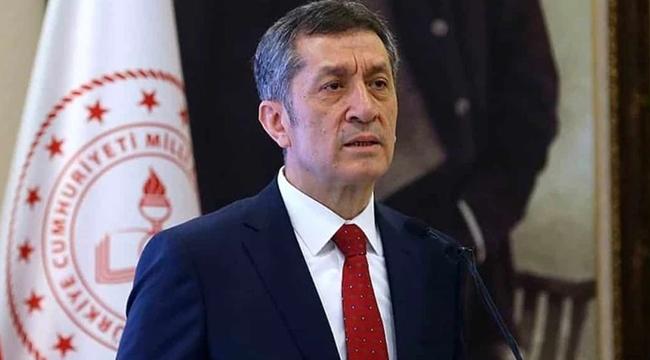 Milli Eğitim Bakanı Ziya Selçuk: Yarın Elazığ'da okul zili çalacak!