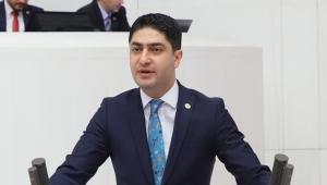 Özdemir, Kayserili iş dünyasının kredi borçlarını meclise taşıdı