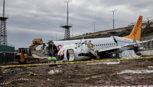 Sabiha Gökçen'deki uçak kazası aydınlanmaya başladı
