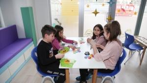 Talas'lı Çocuklar Tatili Akıl Oyunları İle Değerlendirdi