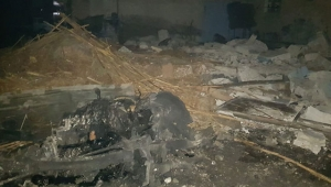 Tel Abyad'da bomba yüklü araçla terör saldırısı