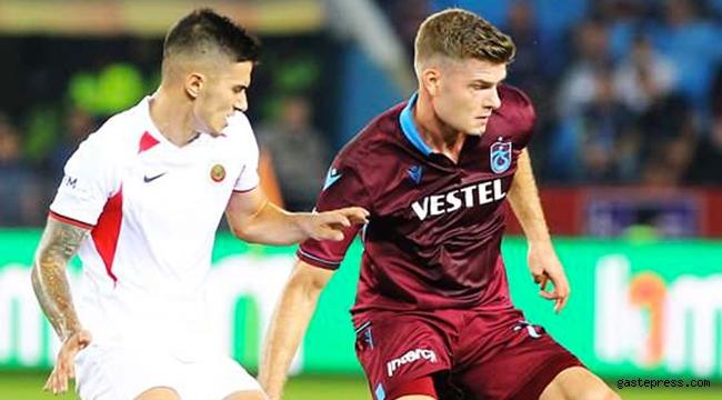 Trabzonspor, Gençlerbirliği deplasmanından 3 Puanla dönüyor!