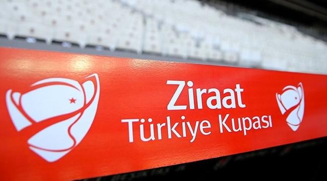 Ziraat Türkiye Kupası'ndaki maç programında değişiklik yapıldı!