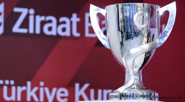 Ziraat Türkiye Kupası yarı finalindeki eşleşmeler belli oldu!