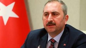 Adalet Bakanı Abdulhamit Gül'den Son Dakika açıklamaları!