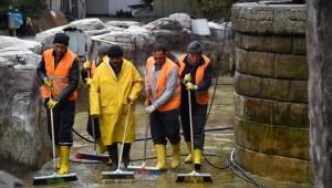 Ankara Büyükşehir'den Havuzlarda Bahar Sezonu Temizliği