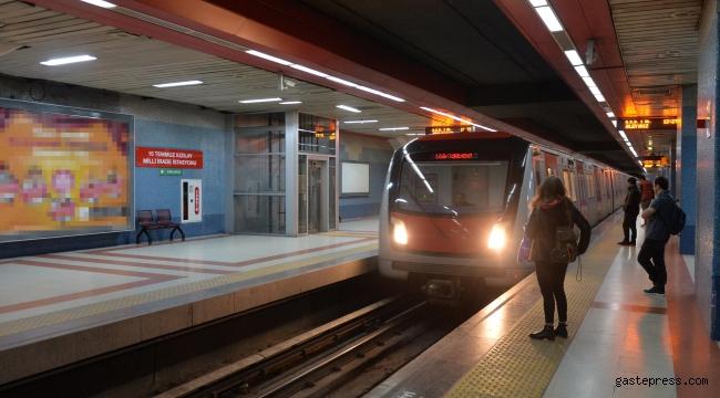 Ankara'da Toplu Taşıma Araçlarını Kullanan Vatandaşların Sayısı Yüzde 84 Azaldı