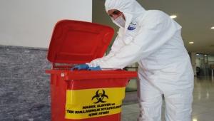 Antalya Büyükşehir'de koronavirüs önlemleri artarak devam ediyor!