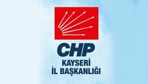 CHP Kayseri İl Başkanlığı'ndan 18 Mart Çanakkale Zaferi İçin Basın Açıklaması!
