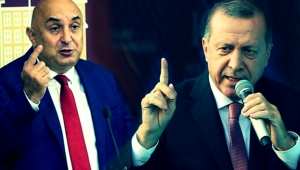 Cumhurbaşkanı Erdoğan'dan CHP'li Engin Özkoç'a sert tepki!