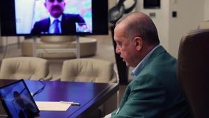 Cumhurbaşkanı Tayyip Erdoğan'dan corona virüs açıklaması geldi!