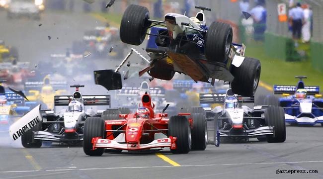 Formula 1 Avustralya ayağı corona virüs nedeniyle iptal edildi!