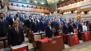 İBB Meclisi'nden İdlib'deki Hain Saldırıya Ortak Kınama