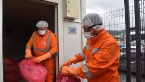 İBB, Tıbbi atıkların bertarafında yeni önlemler aldı