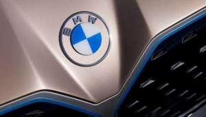 İşte BMW'nin yeni logosu karşınızda!