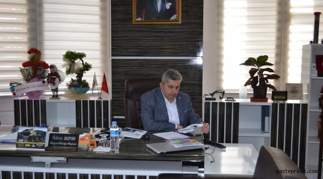 Kayseri Bünyan Belediye Başkanı Özkan Altun, 65 Yaş Üstü Vatandaşları Telefonla Aradı.