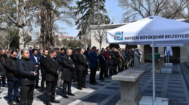 Kayseri Büyükşehir Belediyesi Genel Sekreter Yardımcısı Hamdi Elcuman'ın Acı Günü