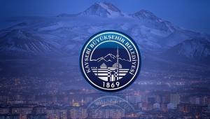 Kayseri Büyükşehir Belediyesi'nden fırtına uyarısı!