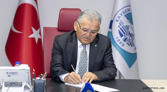Kayseri'de Başkanların