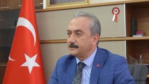 Kayseri İyi Parti İl Başkanı Süleyman Bozkurt, Eczacılarımızı ve eczane çalışanlarını unutmayalım!