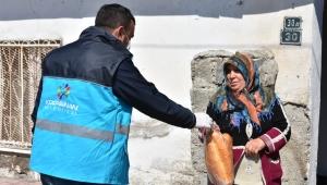 Kayseri Kocasinan Belediyesi Yaşlı Vatandaşlar İçin Seferber Oldu