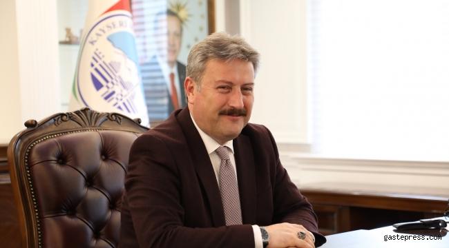 Kayseri Melikgazi Belediye Başkanı Dr. Mustafa Palancıoğlu, Bel-Sin Bölgesi Yenileniyor