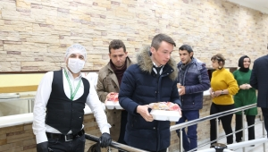 Kayseri Melikgazi Belediyesi'nde Koronovirüs Tedirleri Devam Ediyor
