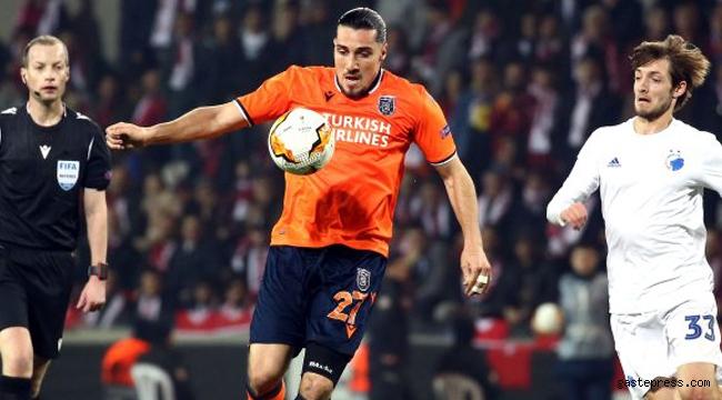 Medipol Başakşehir, UEFA'da Kopenhag'ı 1-0 yendi!