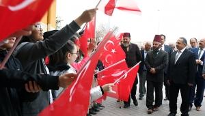 Mehmet Akif Ersoy Kayseri Talas'ta