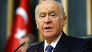 MHP Lideri Bahçeli'den İdlib sözleri: Mevziye girerim nasip olursa şehit olurum!