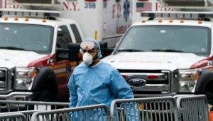 ABD'de koronavirüsten son 24 saatte ölenlerin sayısı 1890 kişi oldu!