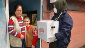 Adana'da Koronavirüse karşı maddi-manevi önlemler üst seviyede!