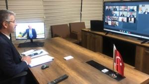 AK Parti Kayseri İl Başkanı Çopuroğlu İstişare Toplantısına Katıldı!